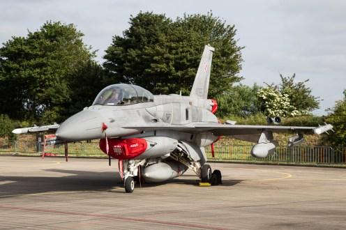 © Adam Duffield - Polish Air Force F-16D 4085 - Luchtmachtdagen 2016