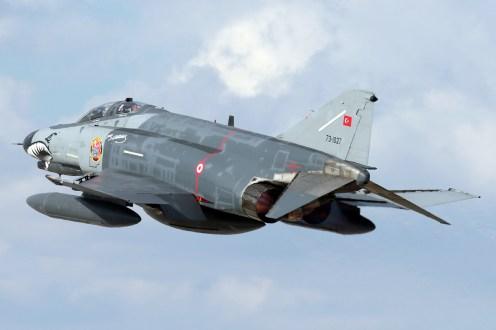 © Mark Kwiatkowski - TuAF F-4E Phantom 73-1027 - Anatolian Eagle 2016