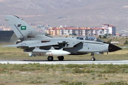 © Mark Kwiatkowski - RSAF Tornado IDS 6615 - Anatolian Eagle 2016