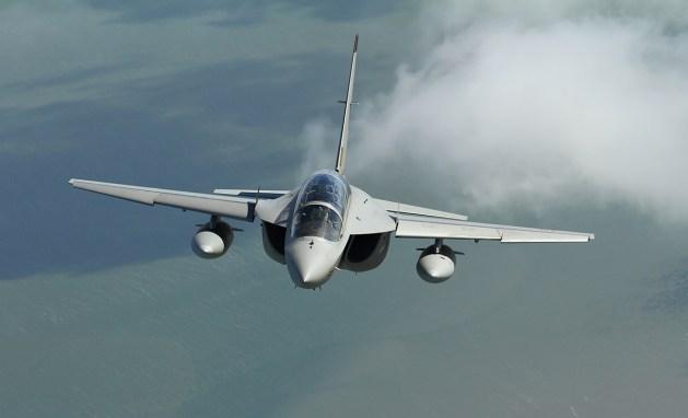 © Kevin Wright - Alenia Aermacchi T-346 Master - Italian Air Force Flying Training