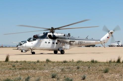 © Mark Kwiatkowski - Czech Air Force Mil Mi-35 3370 - NATO Tiger Meet 2016