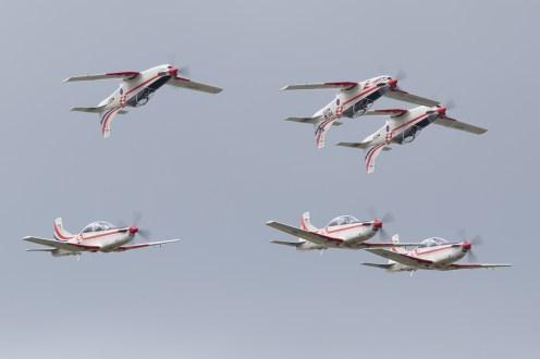 © Michael Lovering - Croatian Air Force Wings of Storm - Royal International Air Tattoo 2016