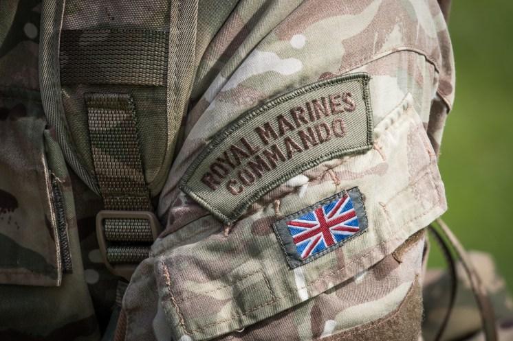© Adam Duffield - Royal Marine Commando - RNAS Yeovilton Air Day 2016