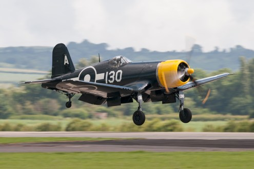 © Duncan Monk - Goodyear Corsair FG-1D G-FGID - RNAS Yeovilton Air Day 2016