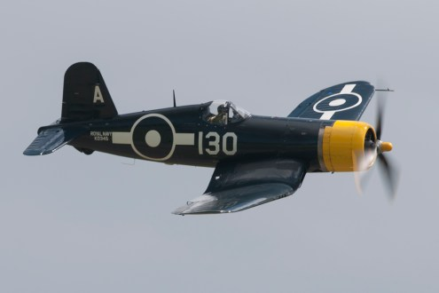 © Duncan Monk - Goodyear Corsair FG-1D G-FGID - RNAS Yeovilton Air Day 2016