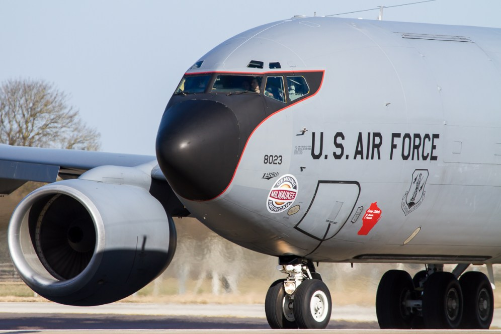 © Adam Duffield - KC-135R 63-8023 - KC-135 60th Anniversary