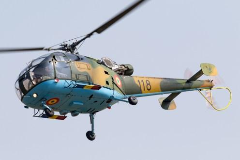 © Michael Lovering - IAR-316 (118), Romanian Air Force - Bucharest International Air Show 2016