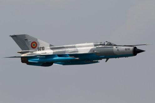 © Michael Lovering - MiG-21 LanceR C (6010), Romanian Air Force - Bucharest International Air Show 2016