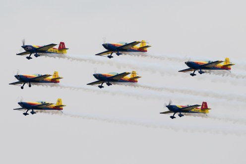 © Michael Lovering - The Hawks of Romania - Bucharest International Air Show 2016