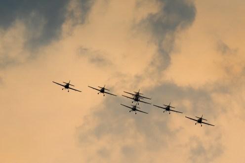 © Michael Lovering - The Hawks of Romania - Bucharest International Air Show 2016