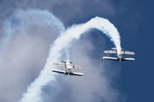 © Adam Duffield - Wildcat Aerobatics - Old Buckenham Airshow 2016