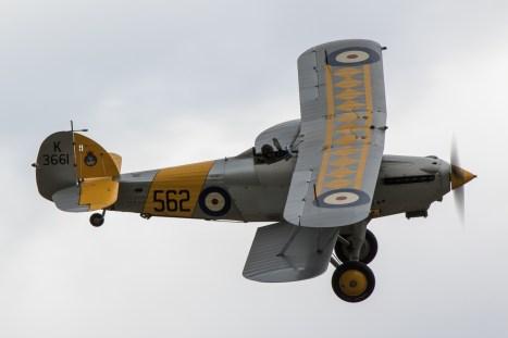 © Adam Duffield - Hawker Nimrod II K3661 - Old Buckenham Airshow 2016
