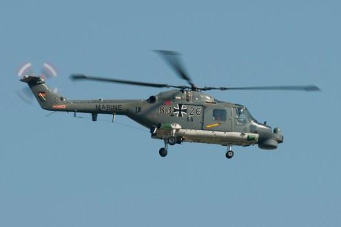 © Duncan Monk - German Navy Westland Lynx Mk88 83+26 - Ostrava NATO Days 2016