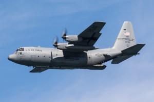 ©Adam Duffield - C-130H 90-1793 - San Francisco Fleet Week 2016