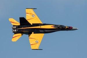 ©Adam Duffield - Royal Canadian Air Force CF-18 Hornet 188761 - San Francisco Fleet Week 2016