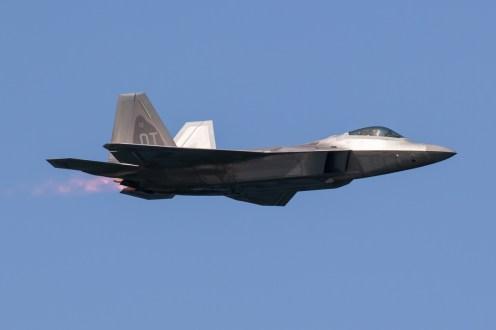 ©Adam Duffield - USAF F-22A Raptor 04-4069 - San Francisco Fleet Week 2016