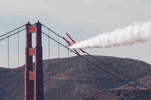 ©Adam Duffield - Sean D Tucker's Oracle Challenger - San Francisco Fleet Week 2016