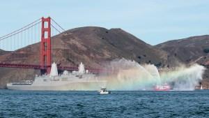 ©Adam Duffield - USS San Diego (LPD-22) - San Francisco Fleet Week 2016