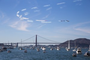 ©Adam Duffield - Patriots Jet Display Team - San Francisco Fleet Week 2016