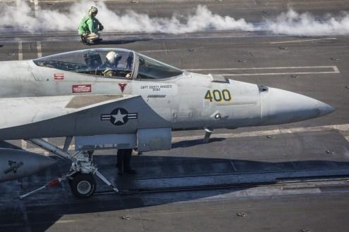© Ben Montgomery - Boeing F/A-18E Super Hornet 166650 - USS Dwight D Eisenhower