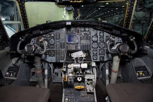 © Duncan Monk - Northrop Grumman E-2C Hawkeye - USS Dwight D Eisenhower