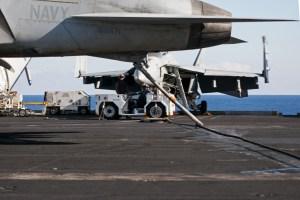 © Duncan Monk - Boeing F/A-18F Super Hornet 166671 - USS Dwight D Eisenhower