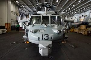 © Duncan Monk - Sikorsky MH-60S Knighthawk 167575 - USS Dwight D Eisenhower