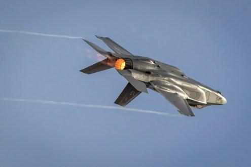 © Paul Smith - Lockheed Martin F-35A Lightning II - Nellis Aviation Nation 2016