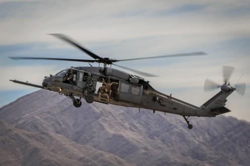 © Paul Smith - Sikorsky HH-60G Pavehawk 91-26352 - Nellis Aviation Nation 2016