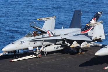 © Jamie Ewan - Boeing F/A-18C Hornet 165221 - USS Dwight D Eisenhower