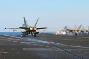 © Jamie Ewan - Boeing F/A-18C Hornet 165213 - USS Dwight D Eisenhower
