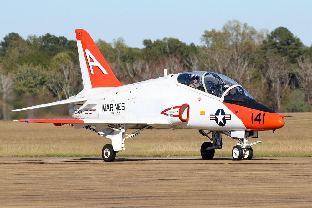 ©Mark Forest - McDonnell Douglas T-45C Goshawk 165484 TAW-1 - US Naval Air Training Command