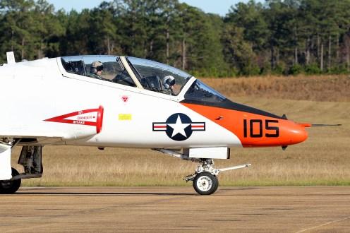 ©Mark Forest - McDonnell Douglas T-45C Goshawk TAW-1 - US Naval Air Training Command