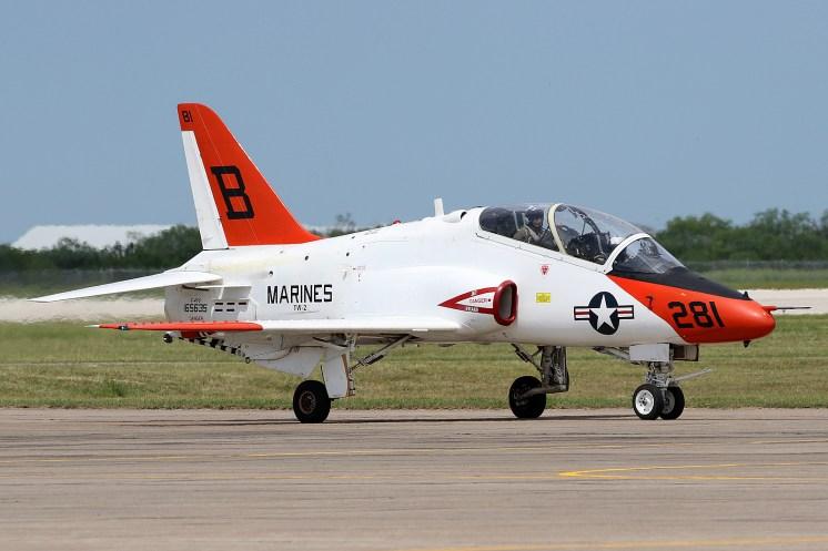 ©Mark Forest - McDonnell Douglas T-45C Goshawk 165635 TAW-2 - US Naval Air Training Command