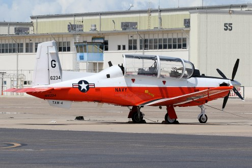 © Mark Forest - Beechcraft T-6B Texan II 166234 TAW-4 - US Naval Air Training Command
