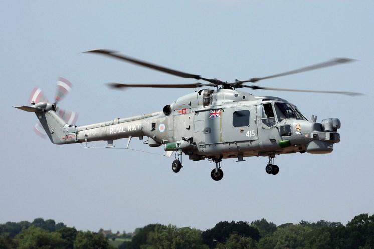 ©Mark Kwiatkowski - Westland Lynx HMA8 XZ729 - Royal Navy Lynx Retirement