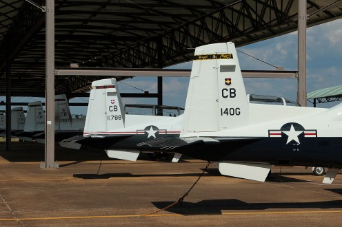 © Mark Forest - Raytheon Beech T-6A Texan II - US Air Force Air Education and Training Command