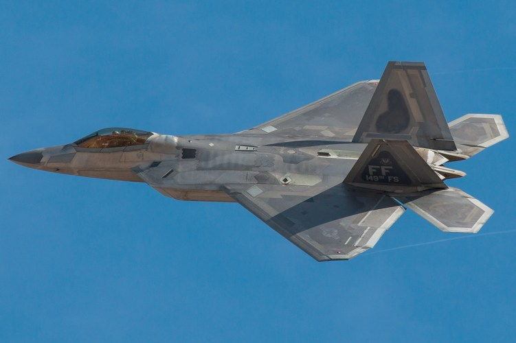 © Kevin Bell - USAF F-22A 04-4082 - Red Flag 17-1
