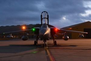 © Niall Paterson - Panavia Tornado GR4 ZA453 - XV(R) Squadron Photo Event