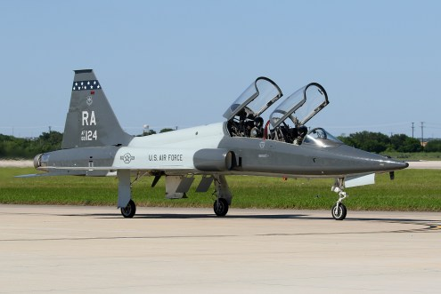 ©Mark Forest - T-38C Talon 68-8124 - US Air Force Air Education and Training Command