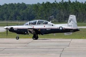 ©Mark Forest - Beechcraft T-6A Texan II 165977 TAW-6 - US Naval Air Training Command