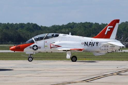 ©Mark Forest - McDonnell Douglas T-45C Goshawk 165060 TAW-6 - US Naval Air Training Command