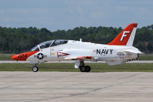 ©Mark Forest - McDonnell Douglas T-45C Goshawk 163606 TAW-6 - US Naval Air Training Command