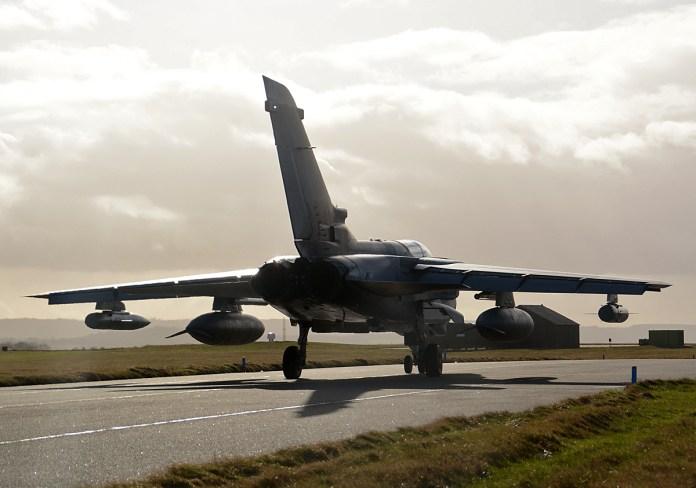 © Niall Paterson - Panavia Tornado GR4 - XV(R) Squadron Photo Event