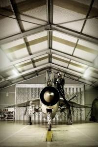 © Jamie Ewan - English Electric Lightning F6 XS904/BQ - Lightning Preservation Group Nightshoot