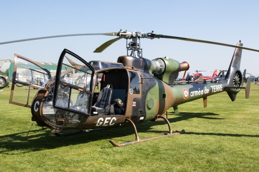 © Adam Duffield - French ALAT SA.342M Gazelle GEC / 4207 - Gazelle 50th Anniversary Fly-in