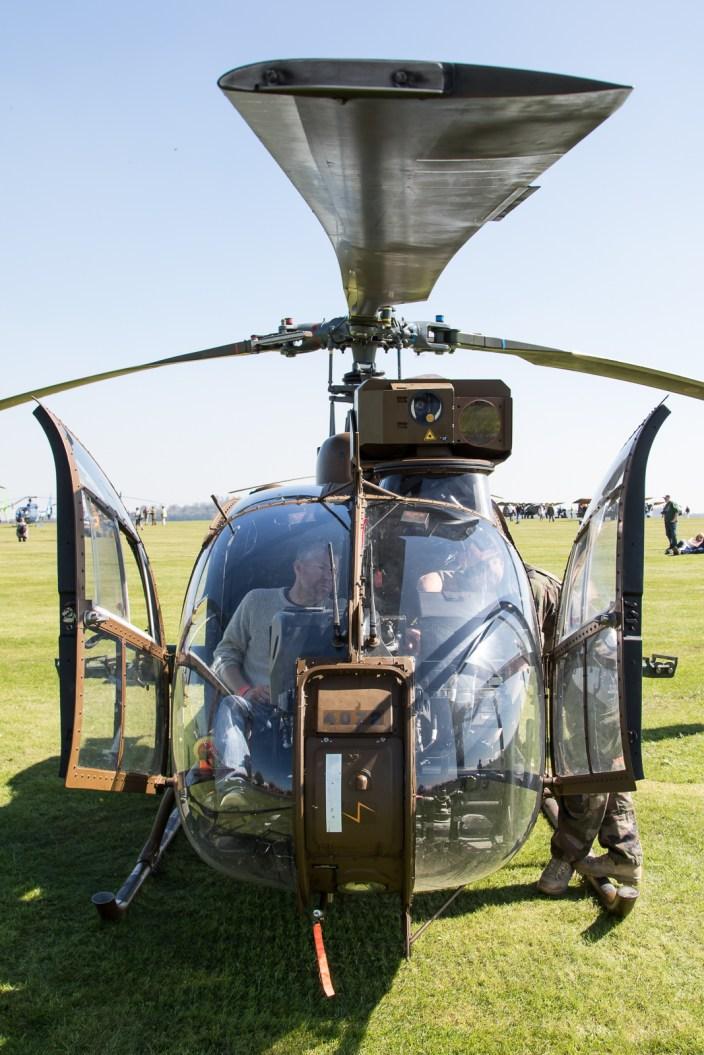 © Adam Duffield - SA.342M Gazelle GBI / 4072 - Gazelle 50th Anniversary Fly-in