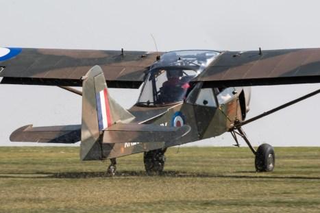 © Adam Duffield - Auster AOP.9 G-BJXR/XR267 - Gazelle 50th Anniversary Fly-in