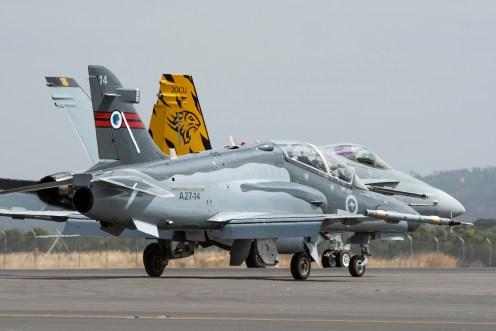 ©Douglas Monk - Australian Air Force Hawk 127 A27-14 - Australian International Air Show 2017