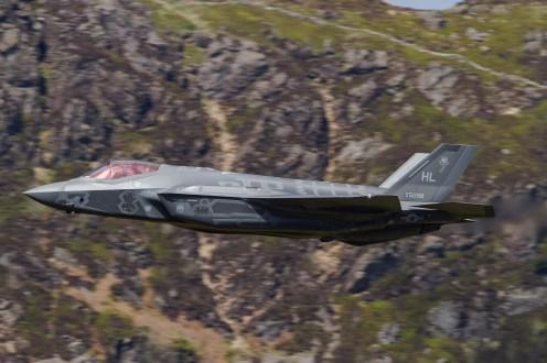 © Craig Sluman - Lockheed Martin F-35A Lightning II 14-5098 - F-35A Deployment to RAF Lakenheath